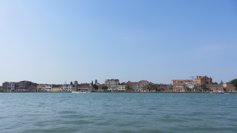 The Giudecca canal