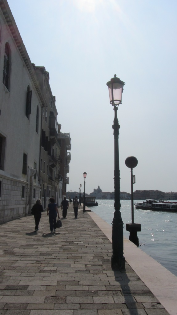 The Dorsoduro Embankment